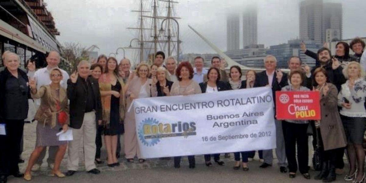 Encuentro ROTA Latino en BAires 2012