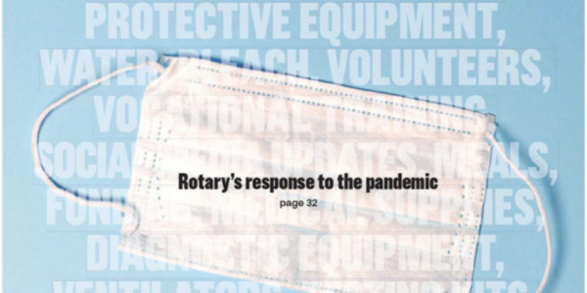 ROTARY magazine - September 2021